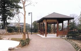 椎の木屋敷跡地史跡公園/公園整備工事