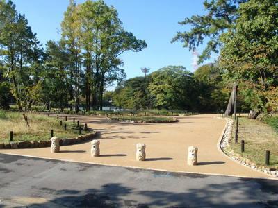 亀城公園整備工事 刈谷市城町