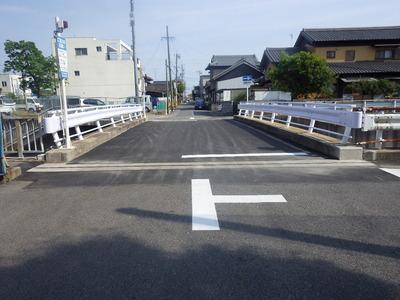 富士松2号跨道橋橋りょう補修工事
