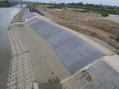 総合治水対策特定河川工事(全国防災)緊急防災対策河川工事 合併工事