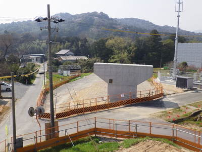 平成29年度23号蒲郡BP金野地区高架橋下部工事