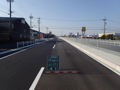 道路改良工事(交付金) 刈谷高浜拡幅 一般国道419号 高浜市小池町
