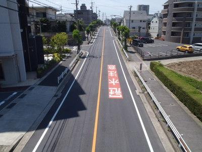 市道01-36号線他道路舗装工事  刈谷市一色町