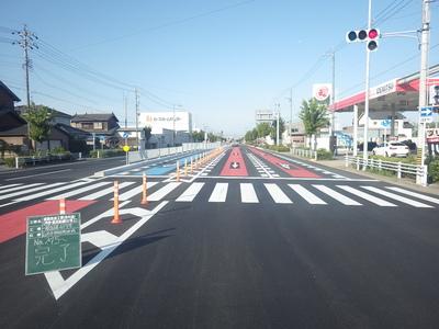 道路改良工事(交付金)(刈谷高浜拡幅)2号工 高浜市神明町