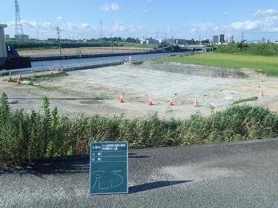 たん水防除事業 前新田2期地区 排水機場その1工事