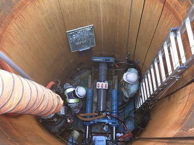 公共下水道汚水幹線整備工事(市道3-512号線他)