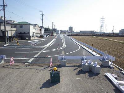 市道01-40号線道路新設改良工事(その2)